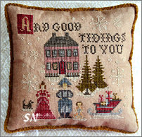 And Good Tidings to You from Abby Rose Designs - click to see more