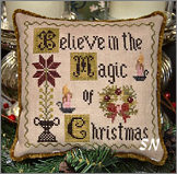 Believe In The Magic of Christmas from Abby Rose Designs - click to see more