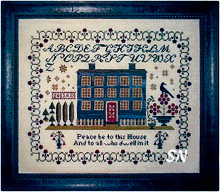 Blue Manor from Abby Rose Designs - click to see more