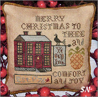 Comfort and Joy from Abby Rose Designs - click to see more