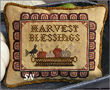 Harvest Blessings  from Abby Rose Designs - click to see more