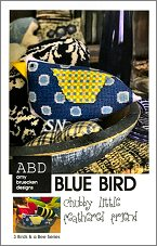 Blue Bird from AB Designs - click for more
