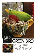 Green Bird from AB Designs - click for more