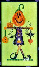 Jackie O Lantern from AB Designs - click for more