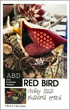 Red Bird from AB Designs - click for more
