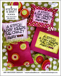 A Stitch A Day from AB Designs - click for more