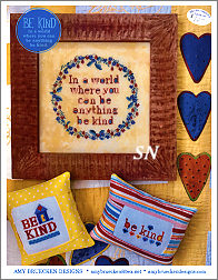 Be Kind from AB Designs - click for more