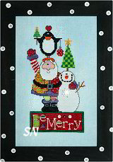 Be Merry from AB Designs - click for more