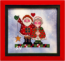 Christmas Magic from AB Designs - click for more