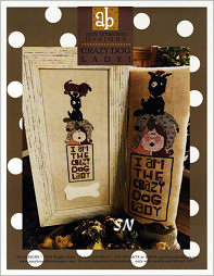 Crazy Dog Lady from AB Designs - click for more
