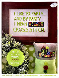 Cross Stitch Party from AB Designs - click for more