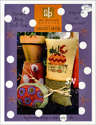 Harvest Moon from AB Designs - click for more