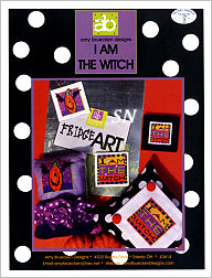 I Am The Witch! from AB Designs - click for more