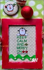 Keep Calm and Merry On from AB Designs - click for more