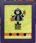 Kitty Witch from AB Designs - click for more