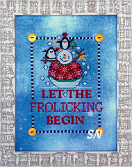 Let the Frolicking Begin from AB Designs - click for more