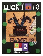 Lucky 13 Club part 2 from AB Designs - click for more