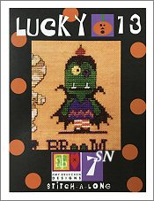 Lucky 13 Club part 7 from AB Designs - click for more