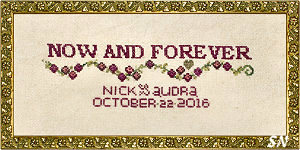 Now & Forever from AB Designs - click for more
