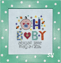 Oh Baby! from AB Designs - click for more