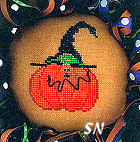 Punkin Witch from AB Designs - click for more