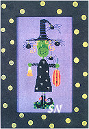 Witchy Poo from AB Designs - click to see more