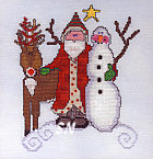 Ho Ho Ho from Amy Bruecken Designs -- click to see more