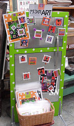 Fridge Art Display from AB Designs - click for more