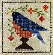 Bluebird Garden from Artful Offerings - click for more