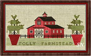 Folly Farmhouse from Artful Offerings - click for more