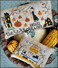 The Witch's Inn from Barbara-Ana Designs - click to see more