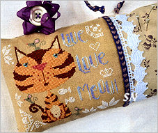 Live Love Meow from Barbara-Ana Designs - click to see more