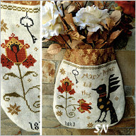 Mary Pepper Pouch from Barbara-Ana Designs - click to see more