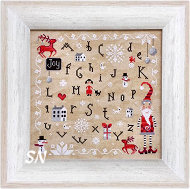 Christmas Joy from Barbara-Ana Designs - click to see more