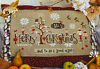 Cinnamon Christmas from Barbara-Ana Designs - click to see more