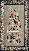 O Christmas Tree from Barbara-Ana Designs - click to see more