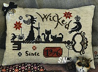Wicked from Barbara-Ana Designs - click to see more