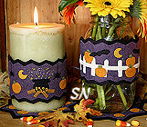 192 Halloween Wraps from Bareroots - click to see more