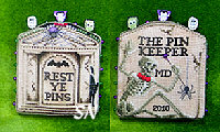 Rest Ye Pins -- The Pin Keeper from Blackberry Lane - click to see more