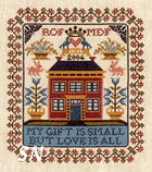 My Gift is Small by A Stitcher's Hands -- click to see a larger view