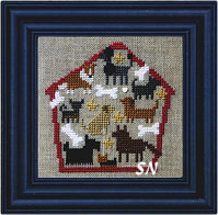 Dog House of Puppy Dogs by Bent Creek -- click to see more