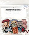 Summer Row Embellishment Pack