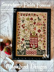Strawberry Fields Forever from Blackbird Designs - click for more