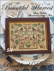 Bountiful Harvest from Blackbird Designs - click for more