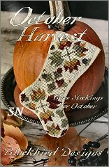 October Harvest from Blackbird Designs - click for more