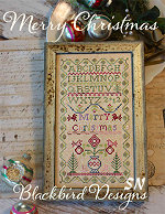 Merry Christmas from Blackbird Designs - click for more