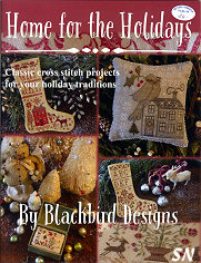 Home for the Holidays from Blackbird Designs - click for more