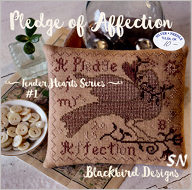 Tender Heart #1 Pledge of Affection from Blackbird Designs - click for more