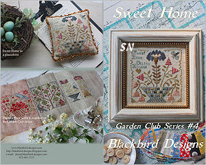 Sweet Home #4 from Blackbird Designs - click for more