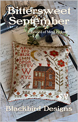 Bittersweet September from Blackbird Designs - click for more